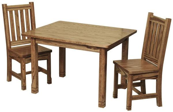 Amish Kids' West Lake Activity Table
