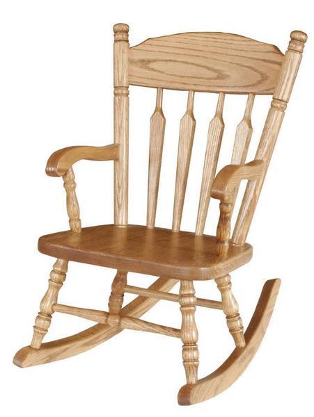 Amish Harrisburg Kids' Rocking Chair