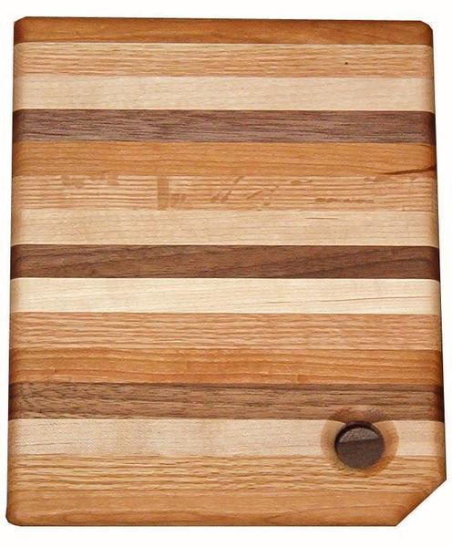 Amish Handcrafted Wood Cutting Board