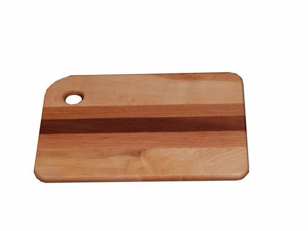 Amish Handcrafted Wood Large Cutting Board