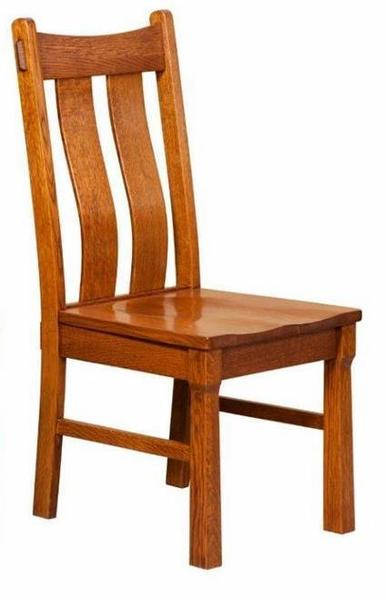 Amish Beaumont Mission Dining Chair