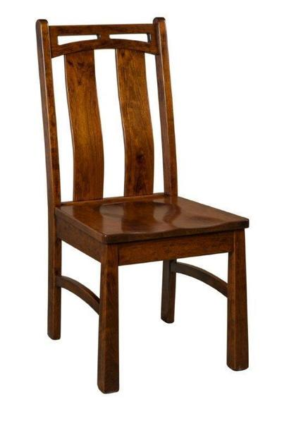 Amish Bridgeport Mission Dining Chair