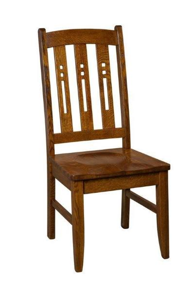 Amish Jamestown Mission Dining Room Chair