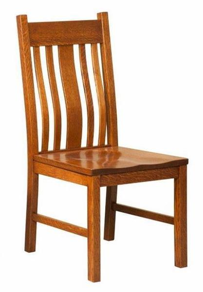 Amish Kingsbury Mission Dining Chair