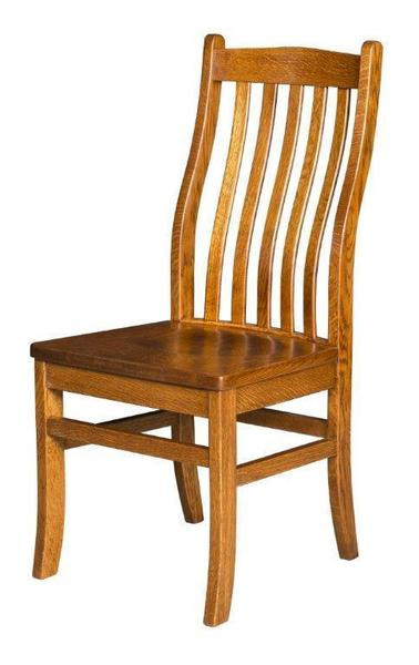 Amish Lincoln Mission Dining Chair