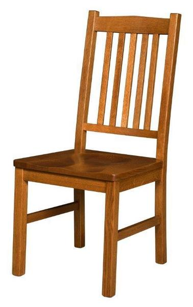 Amish Shipshewana Mission Dining Chair
