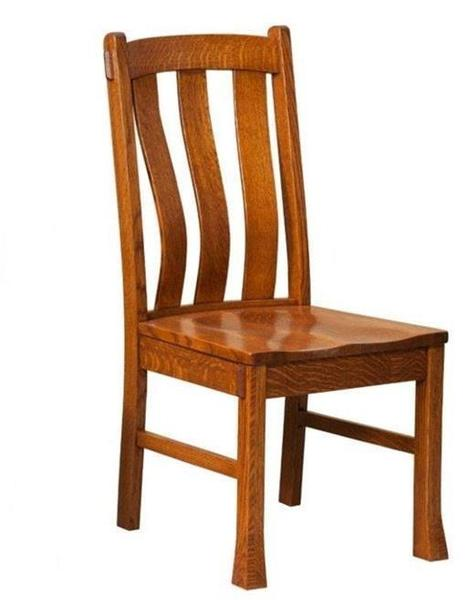 Amish Olde Century Mission Dining Chair