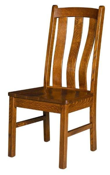 Amish Vancouver Mission Dining Chair