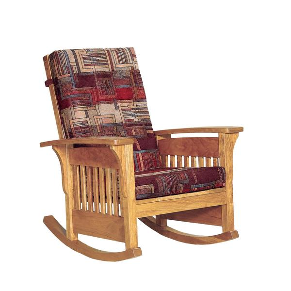 American Bow Arm Mission Slat Rocker