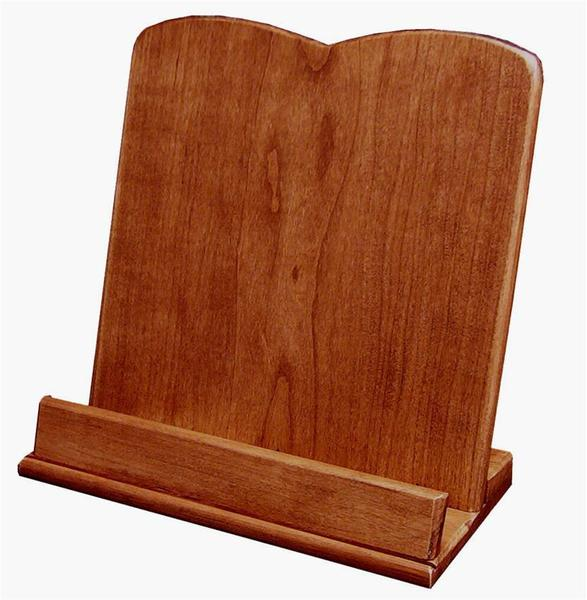 Wooden Cookbook Holder