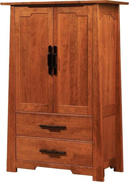 Amish Wind River Armoire
