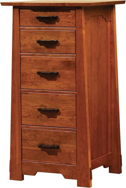 Amish Wind River Lingerie Chest
