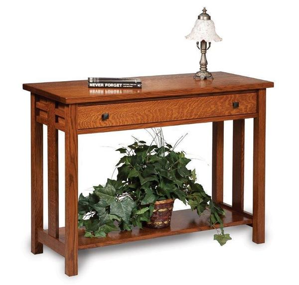 Amish Kascade Sofa Table