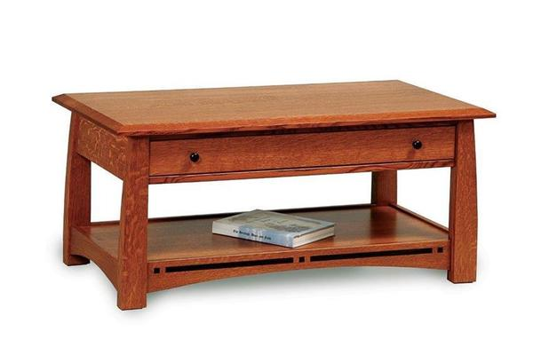 Amish Boulder Creek Coffee Table