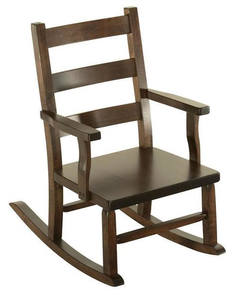 Amish Elizabethtown Kids' Rocking Chair