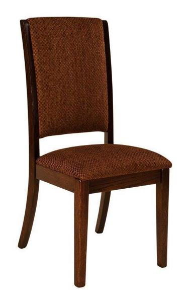 Amish Sherita Upholstered Dining Chair