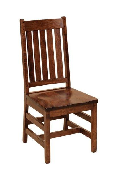 Amish Williamsburg Mission Dining Chair