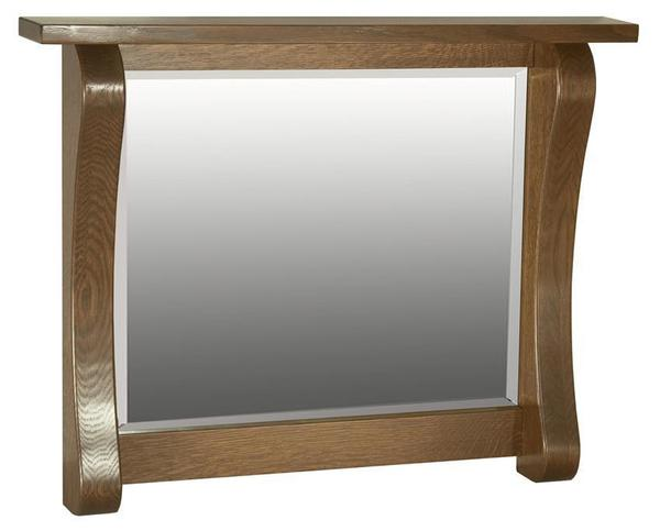 Amish Hardwood Medium Legacy Mirror