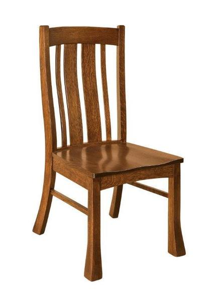 Amish Breckenridge Mission Dining Chair
