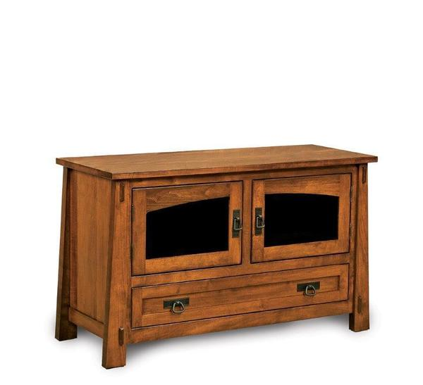 "Amish 48"" Modesto Mission TV Stand"