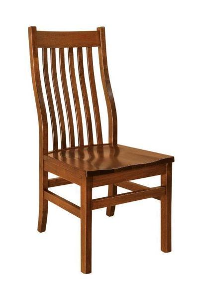 Amish Wabash Mission Dining Chair