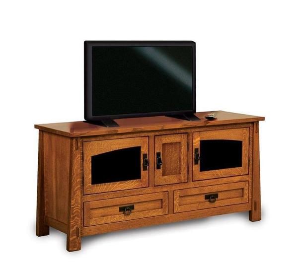 "Amish Modesto Mission 60"" TV Stand"