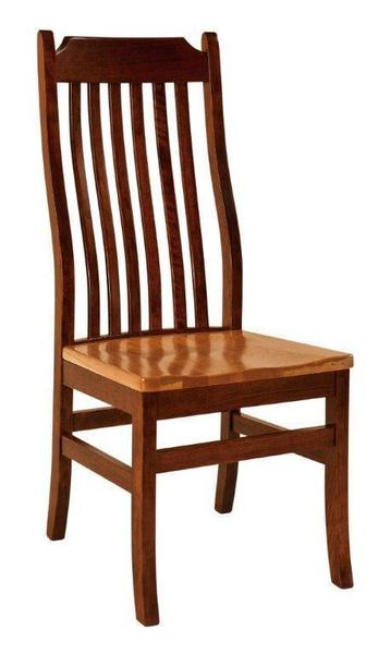 Amish Franklin Mission Dining Chair