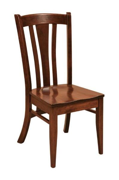 Amish Meridan Dining Chair