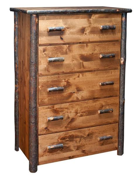 Amish Bear Lodge Chest of Drawers