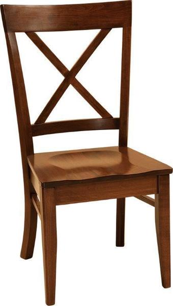 Frontier X-Back Amish Dining Chair
