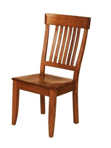 Amish Ventura Mission Chair
