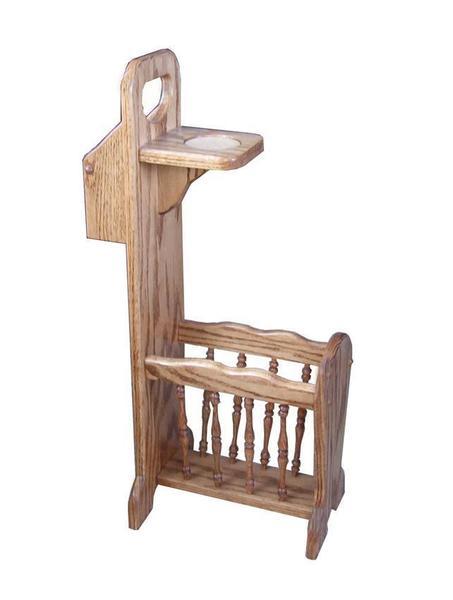 Amish Hardwood Sofa Mate