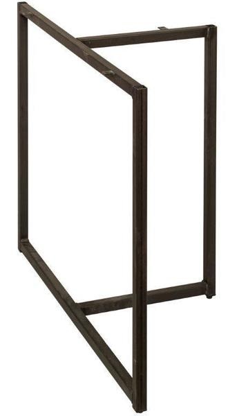 Amish Rustic T Dining Base