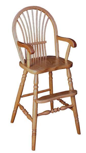 American Made Sheaf Back Youth Chair