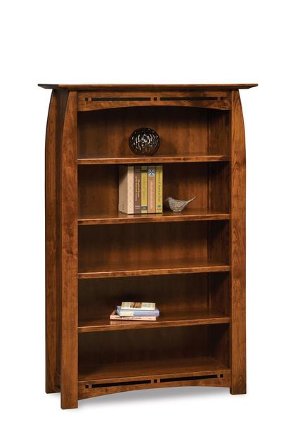 "Amish Boulder Creek Bookcase 39"" Wide"