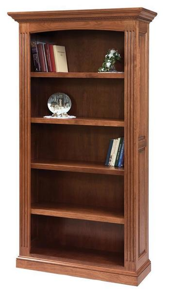 Amish Buckingham Bookcase