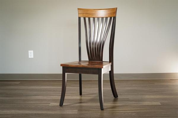 Amish Christy Fanback Chair