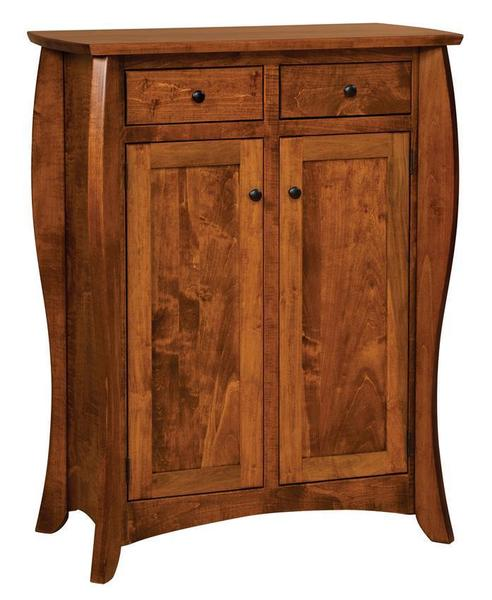 Amish Quincy Dining Cabinet