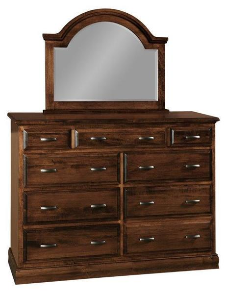 Amish Santiago 9 Drawer Dresser