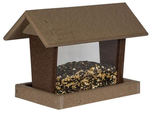 Amish Poly Classic Bird Feeder