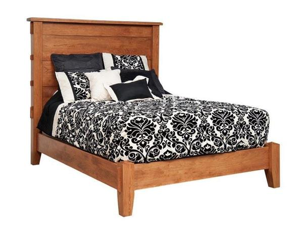 Amish Bungalow Bed