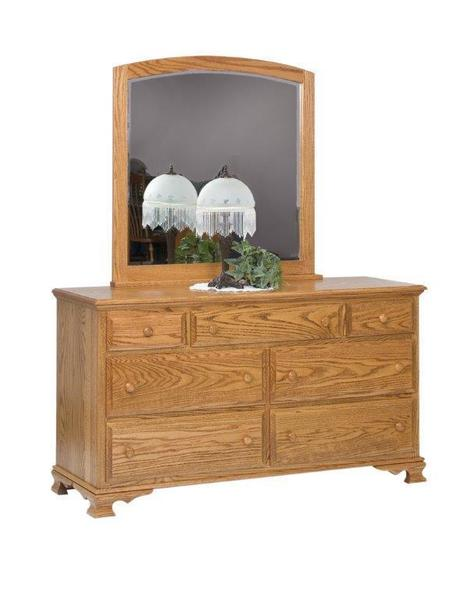 Amish Heritage Seven Drawer Dresser