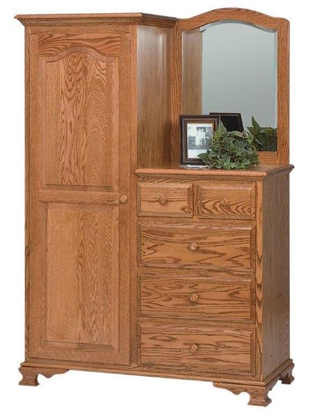 Amish Paxton Armoire