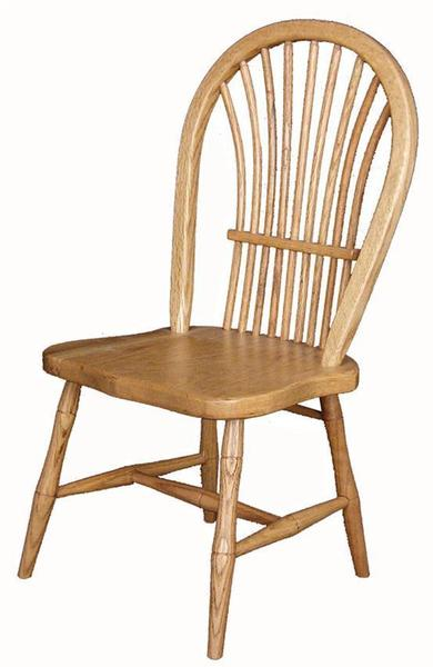 Amish Sheaf Back Child's Chair