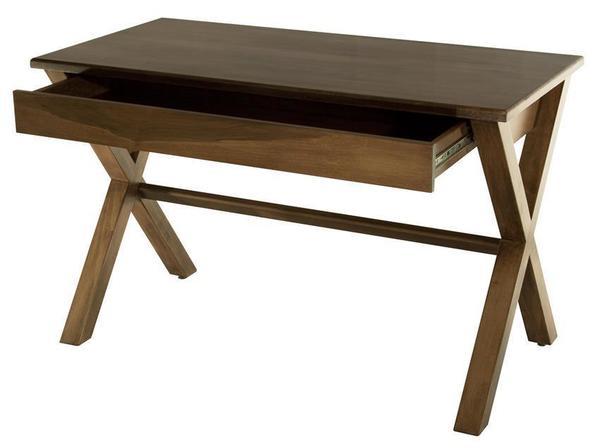 Amish Hardwood Home Office Writing Desk