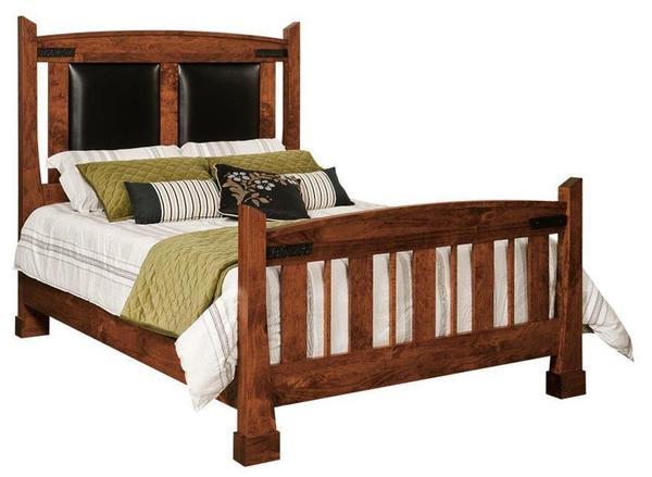 Amish Larado Bed