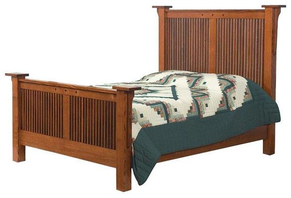 Amish Royal Mission Bed