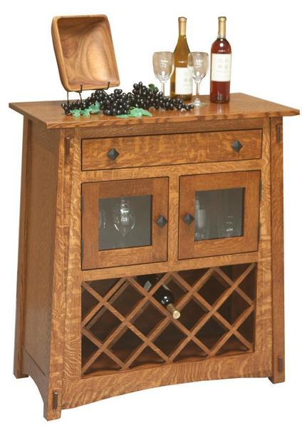 Amish McCoy Wine Server