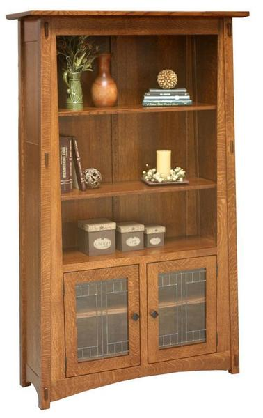 Amish McCoy Bookcase