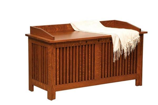 Amish Royal Mission Blanket Chest